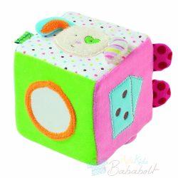 Baby Fehn készségfejlesztő kocka