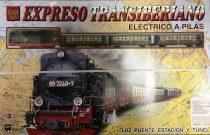 Expreso Transiberiano elemes vonatszett