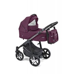 Baby Design Husky multifunkciós babakocsi + Winter Pack - 06 Violet 2019