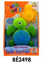 Kádjáték, teknős fig., 2 db-os, 17x27 cm dob.