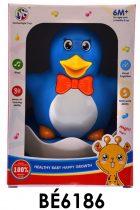 Bim bam pingvin / kacsa, 2 féle, tojásban, 13x19 cm dob.