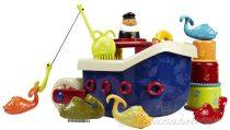 Best Toys Fish & Splish - Tengerész halászhajó szett