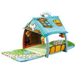 Cangaroo játszószőnyeg - Home
