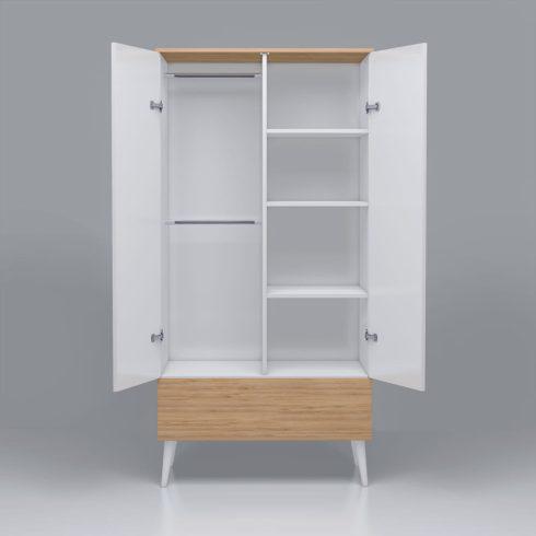 karcsú szekrény