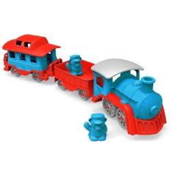 Green Toys Vonat Szett
