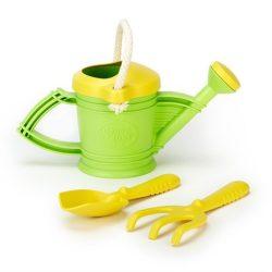Green Toys Homokozós Kanna Zöld