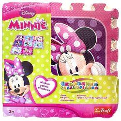 Trefl: Minnie egér szivacs puzzle