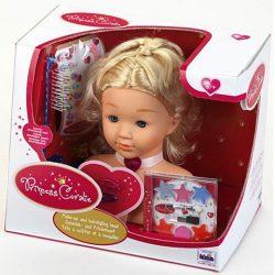 Klein Toys: Coralie fésülhető és sminkelhető fej