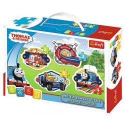 Trefl: Thomas Baby classic 4in1 puzzle