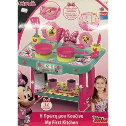 Bildo: Minnie egér első konyhám