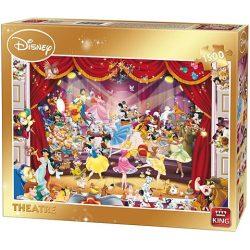 Disney színház puzzle - 1500 db