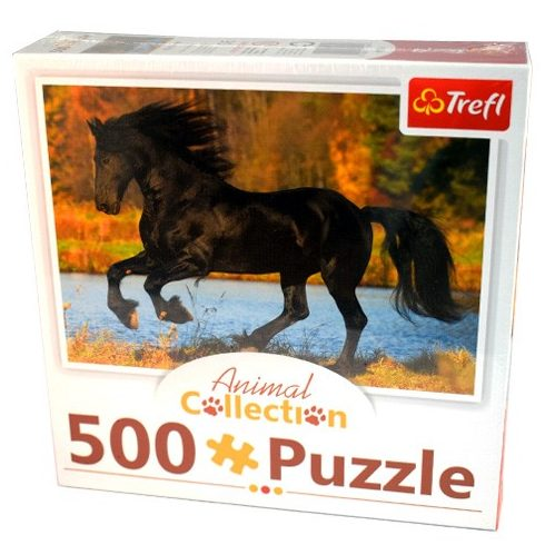 Trefl: Animal Collection: Vágtató paripa puzzle -