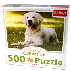Trefl: Animal Collection: Golden Retriever puzzle