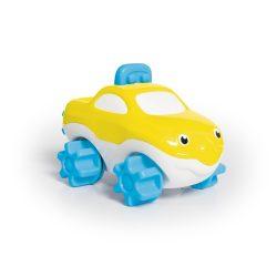 WOW Pancsoló pajtások - sárga autó