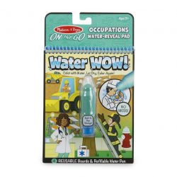 Melissa & Doug Kreatív játék, rajzolás vízzel, foglalkozások