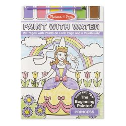 Melissa & Doug Kreatív játék, Festés vízzel, hercegnő