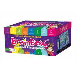 BrainBox Quíz családi társasjáték