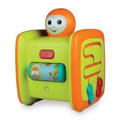 MeliDadi Music Go Box - Zenélő robot doboz