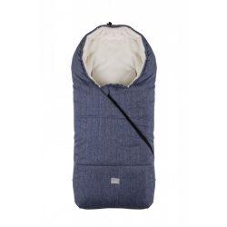 Nuvita Junior Pop bundazsák 100cm - Melange Blue Jeans / Beige - 9635