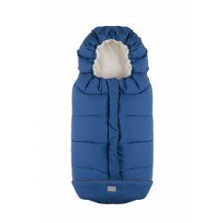 Nuvita Junior City bundazsák 100cm - Royal Blue / Beige - 9545
