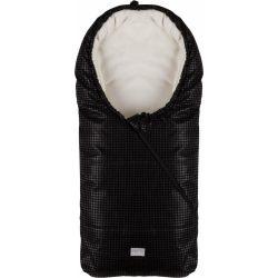 Nuvita Ovetto Pop bundazsák 80cm - Pied de Poule Leather Black / Beige - 9235