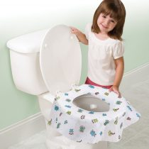 Summer Infant Keep Me Clean - 10 db eldobható wc ülőkevédő