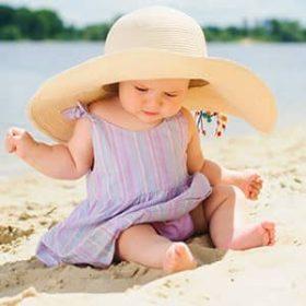 Napozók, nyári ruhák