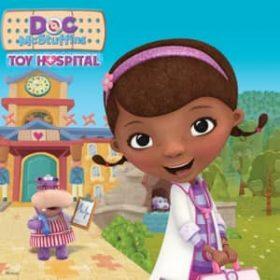 Doktor Plüssi - Doc McStuffins