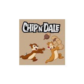 Csip és Dél - Chip and Dale
