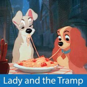 Susi és Tekergő - Lady and Tramp