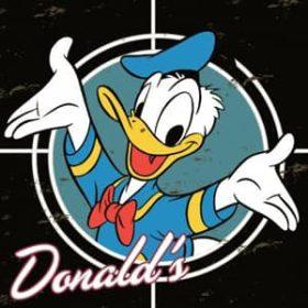 Donáld kacsa - Donald