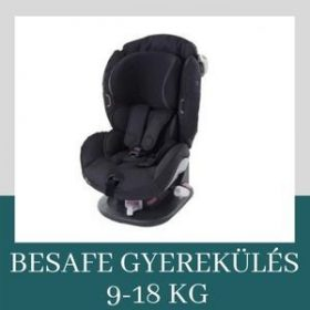 BeSafe autós gyerekülés 9-18 kg
