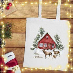 Mesés karácsonyi textíliák