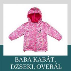 Gyerek kabát, dzseki, overál