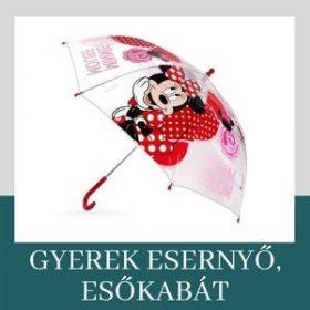 Gyerek esernyő, esőkabát
