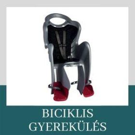 Biciklis gyerekülés