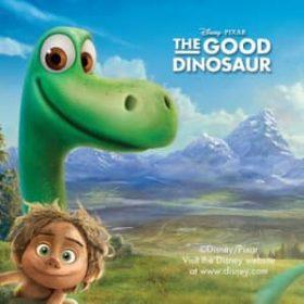Dinó tesó - Good Dinosaur