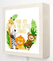 Find joy / Őrizzük az álmod  safari animals 1522