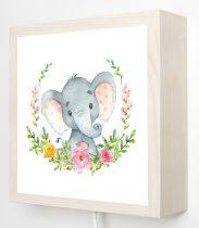 Festett elefánt 1544