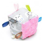Babakocka - Funny bunny rózsaszín 6a90853123
