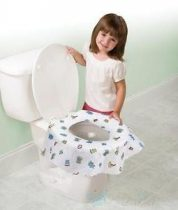 Summer Infant - Keep Me Clean eldobható WC ülőkevédő